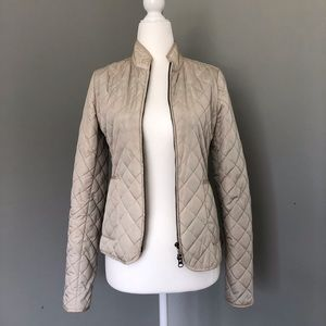 Burberry London Quilted Nova Jacket